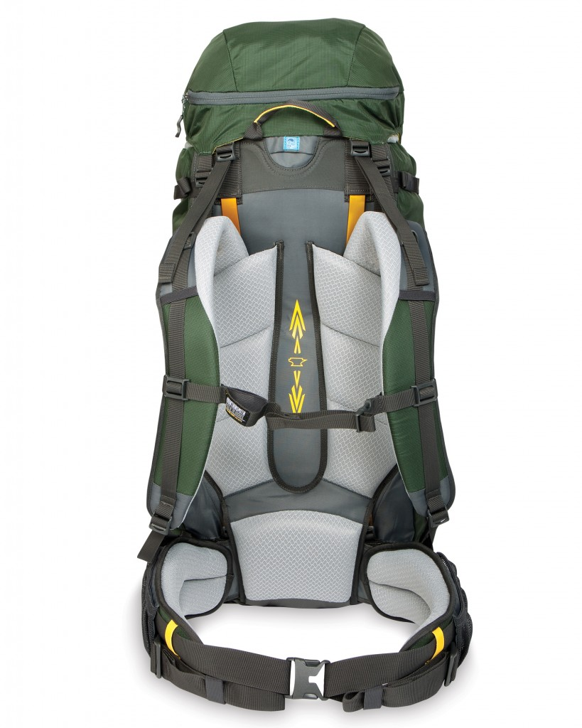Mountainsmith, Lariat, Anvil, Airway, Suspension, 65 liter, all terrain, back pack
