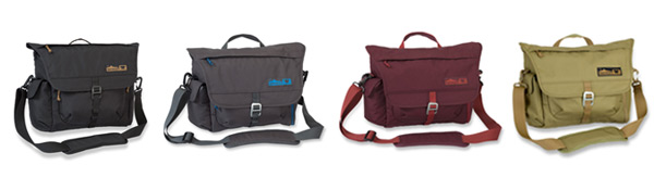 Mountainsmith Adventure Office Small Messenger Bag of the Roots Collection