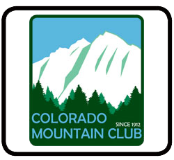 Colorado Mountain Club Partner Button