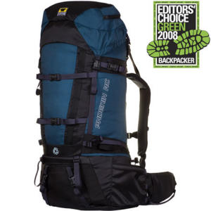 Mountainsmith, phoenix, backpacker magazine, gear guide, editors choice, editors', editor's, Green Award, 2008, ReForge, Recycled PET bottles, sustainable