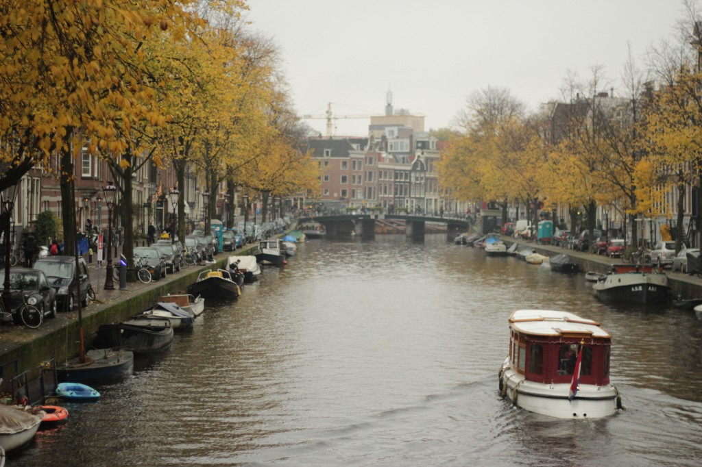 Urban water transportation at its best. amsterdam netherlands houseboat canal