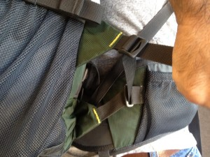 Mountainsmith Delta Wing Compression Strap